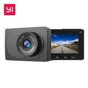YI Smart Dash Camera 1080P / 165c / 60 FPS (Internationaal) - Gratis verzending Spanje