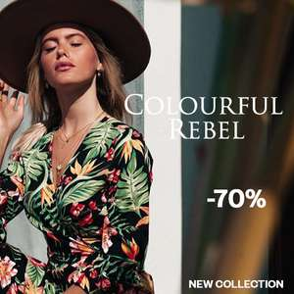Colourful Rebel -70% @ Maison Lab