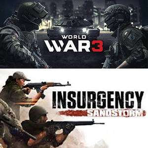 Insurgency Sandstorm + World War 3 gratis speelweekend @ Steam Store
