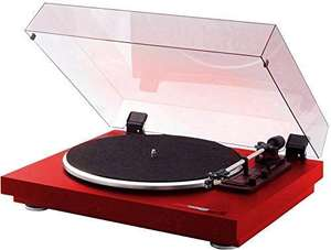 Thorens Music on Vinyl platenspeler Red edition