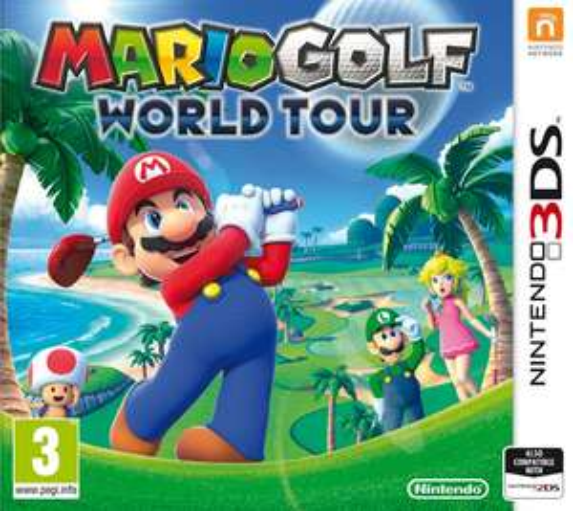 Mario Golf: World Tour (3DS) voor € 19,99 @ Saturn Nieuwegein