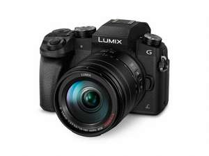 Panasonic LUMIX DMC-G7 + 14-140mm elders minimaal 655,-
