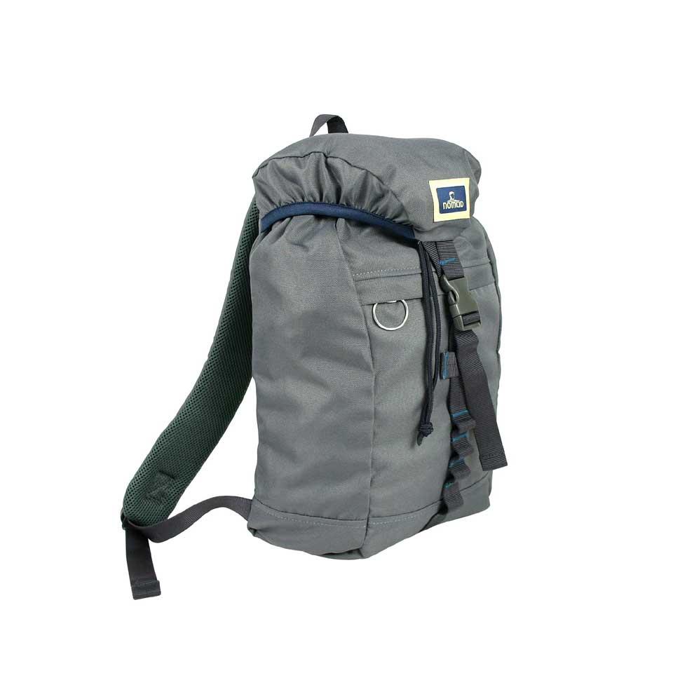 Nomad Daypack Polyester laptop rugzak (Grijs) voor €12,99 @ Bart Smit