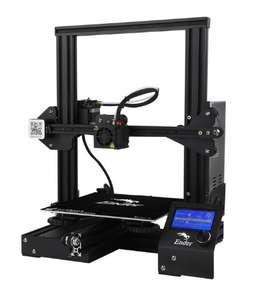 Creality Ender 3 of 3X 3d-printer voor 153/157 euro @ aliexpress.com