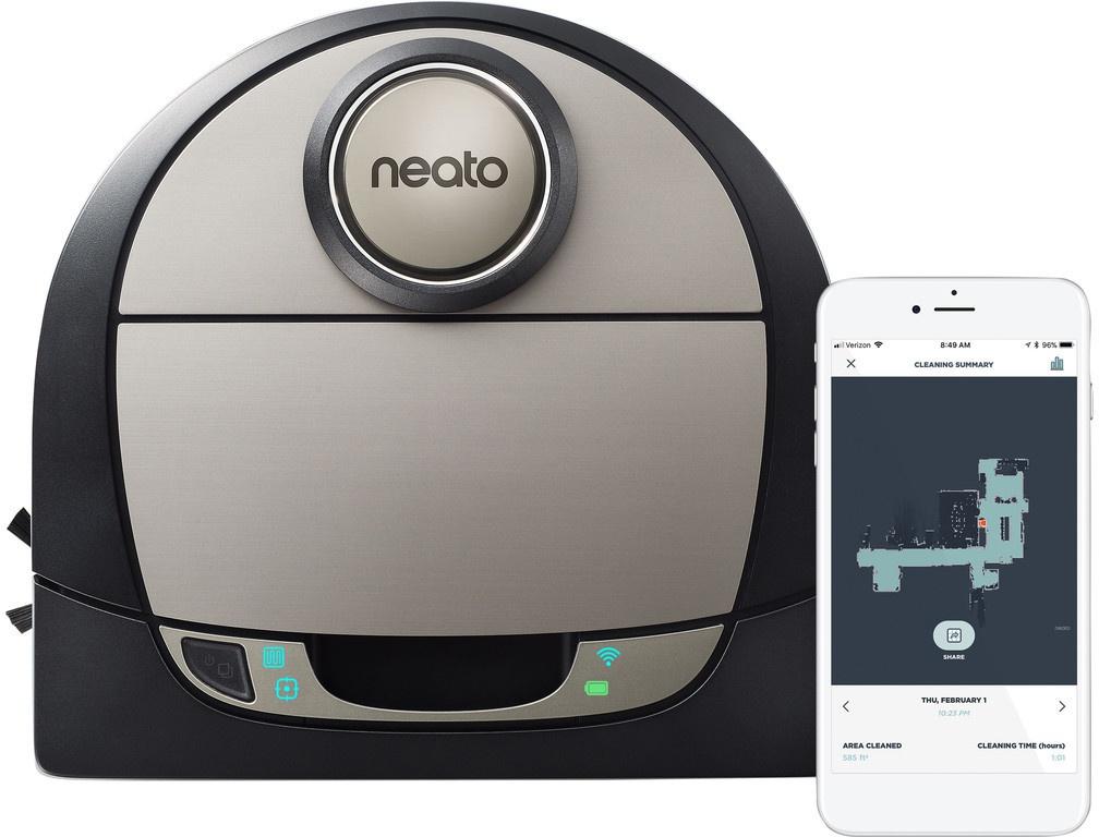 Neato Botvac D7 Connected robotstofzuiger voor €589 @ 50Five.nl