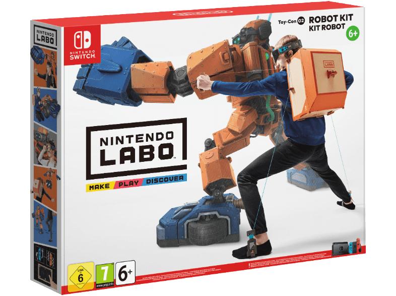 Nintendo Labo - Robotpakket (Toy-Con 02) @ Media Markt