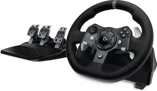 Gratis F1 2019 bij aanschaf Logitech G920 wheel @ bol.com