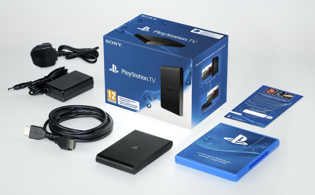 PlayStation TV (PS TV) met 3 Games voor €49,99 @ Bol.com