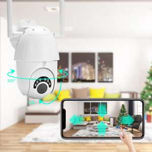 HD 1080P WIFI IP Camera