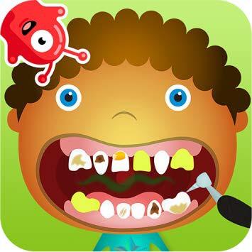 Gratis app Appstore Tiny Dentist was €3,49