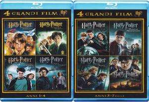 Harry Potter 1-7 Vol 02. voor €16.15 (inclusief verzending) @ Amazon.it