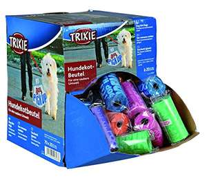 Trixie 22843 Dog pick up Display hundekotbeutel, m, 70 Rollen A 20 stuks, gesorteerd