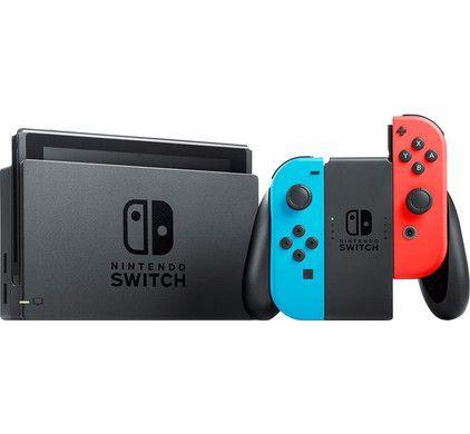 Grensdeal: Nintendo switch (tijdelijk)