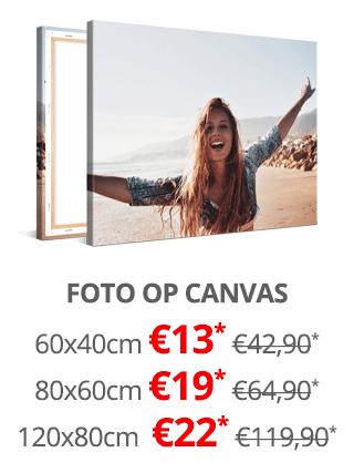 De beste deals van bestecanvas.nl voor 2 dagen