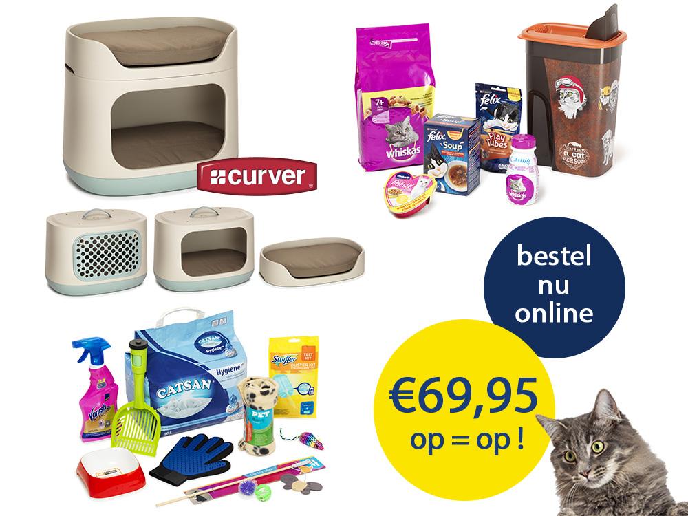 (Grensdeal) Dierenbox (kat of hond) t.w.v. €187 bij Makro België