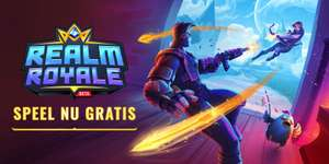 Realm royale gratis nintendo switch.