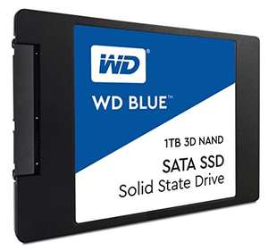 WD Blue 3D NAND 1TB 2,5 inch SSD @Amazon.de