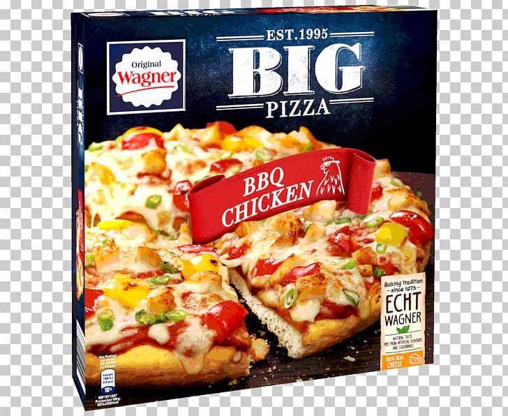 Wagner Big pizza BBQ Chicken dinsdag @Deen