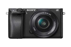 Sony Alpha 6300 E-Mount Systeemcamera