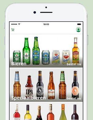 [Landelijk] Kratje Heineken en Sixpack Amstel grapefruit 0.0 voor totaal €8,68 gratis koud thuisbezorgd