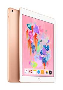 Apple iPad Wi-Fi 32GB (2018) voor €243,08 @ Amazon.it
