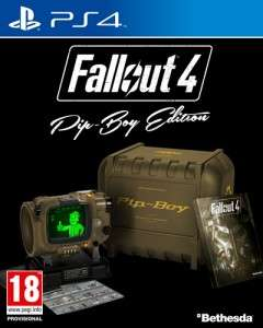 Fallout 4 Pip-Boy Collectors Edition (PS4) €91,83 @ GameDumper