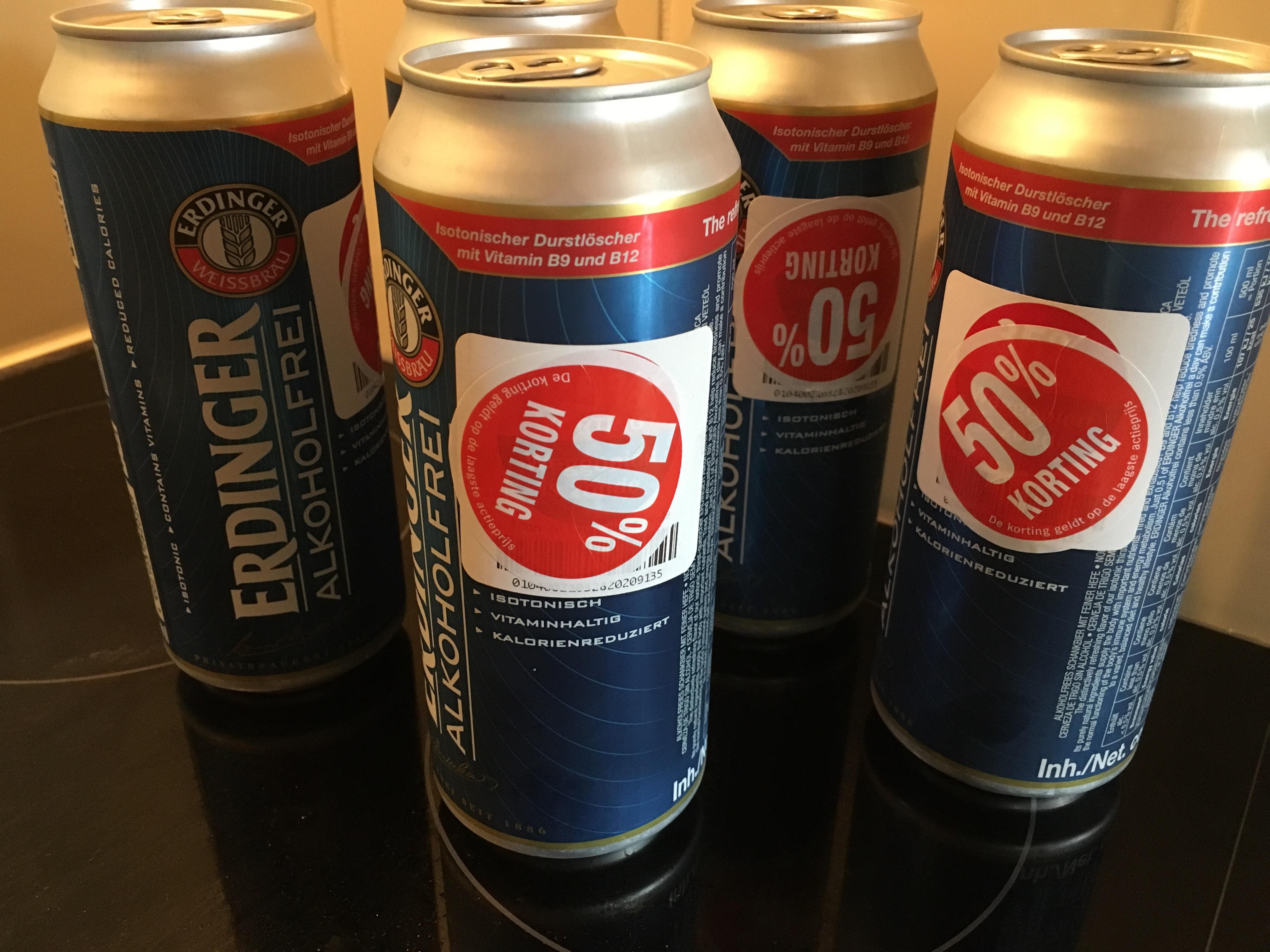 [Meppel] Erdinger Alcoholvrij bier