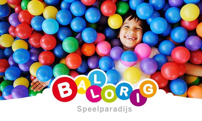 Entreeticket voor Ballorig voor €4,99 ipv €8,50 (41% korting)