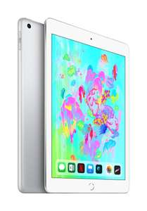 Apple iPad Wi-Fi + Cellular 128GB (2018) Zilver @ amazon.it