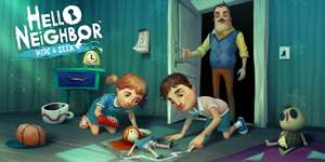 Hello Neighbor hide and week (switch) 50% korting
