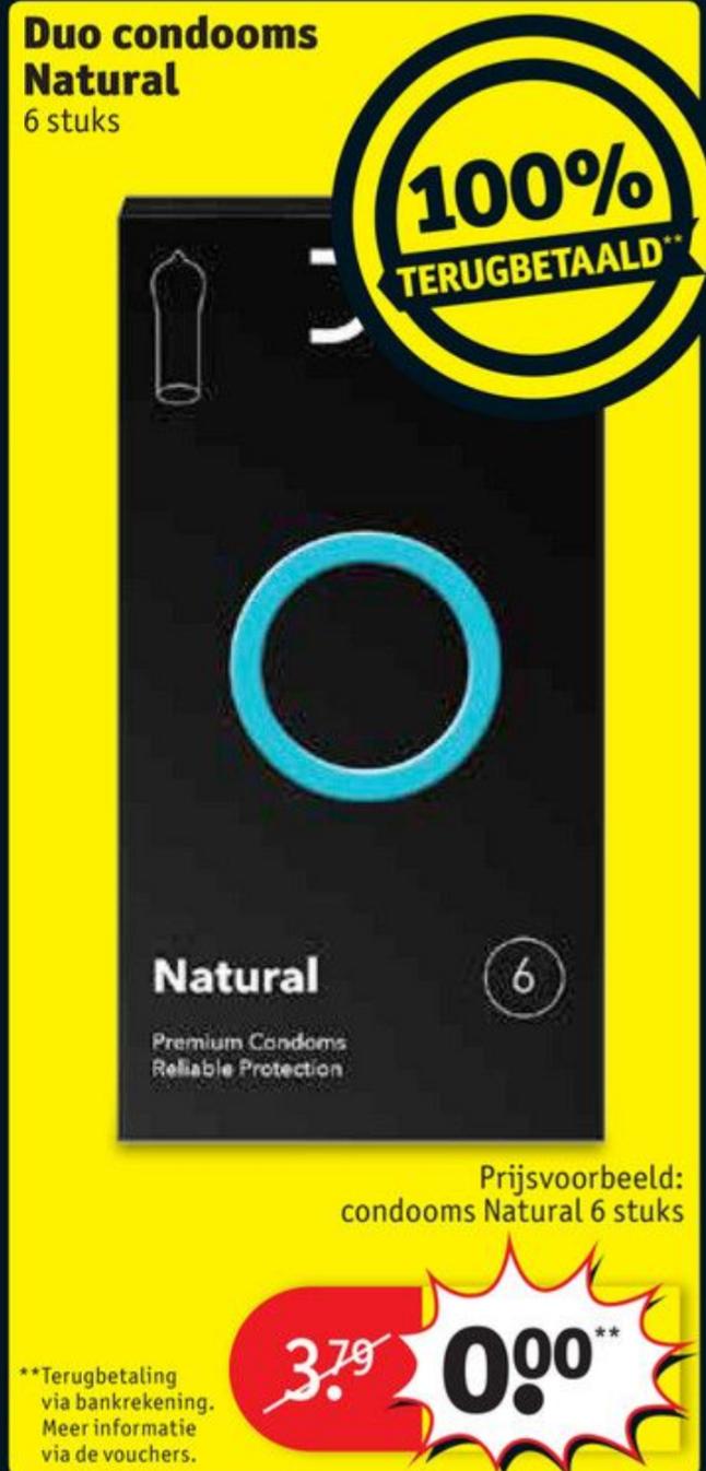 [Grensdeal België] Gratis condooms en gratis Nivea deomelk