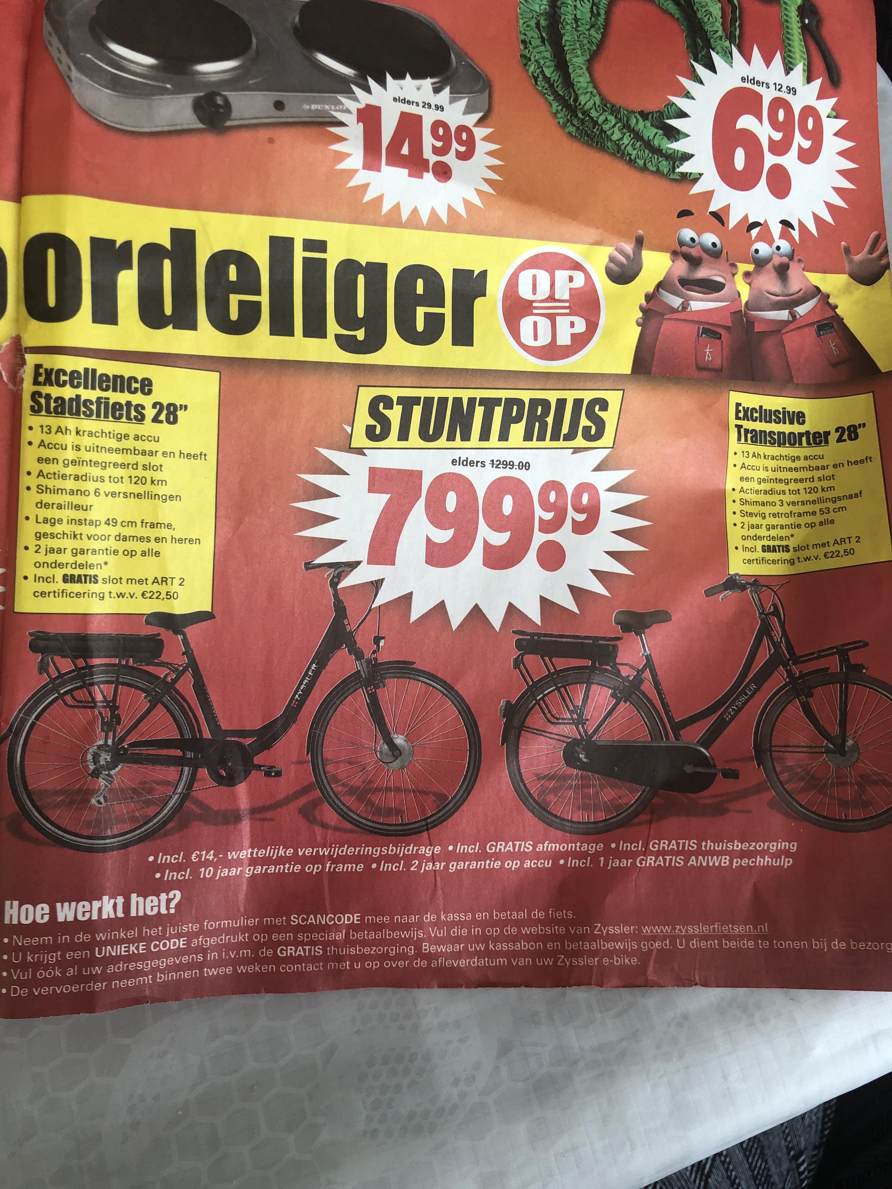 E-bike Zyssler (Dirk v/d Broek)