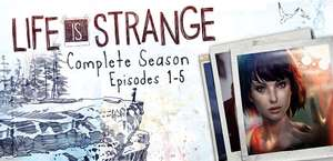 Life is Strange Complete Season (Episodes 1-5) @steam