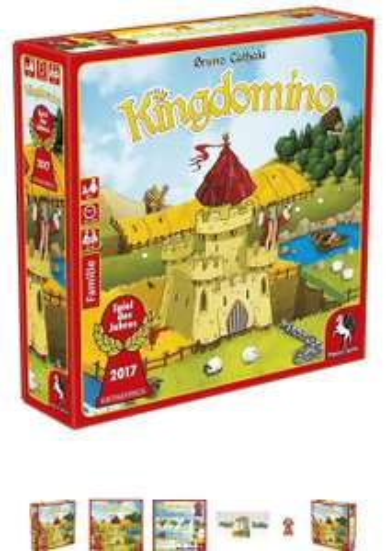 Kingdomino voor €12,- (excl. €3,49 verzendkosten) @ amazon.de