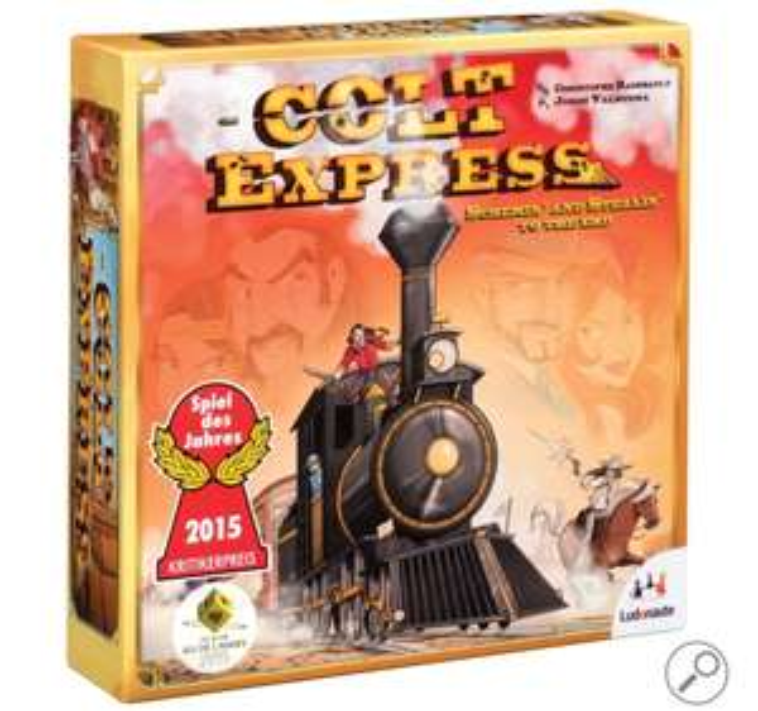 Colt Express €18,99 (excl. €3,49 verzendkosten) @ amazon.de