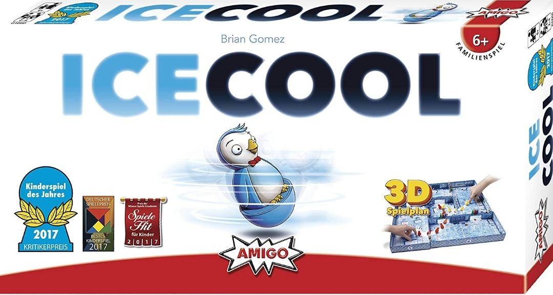 ICECOOL bordspel €18,99 (excl. €3,49 verzendkosten) @ amazon.de