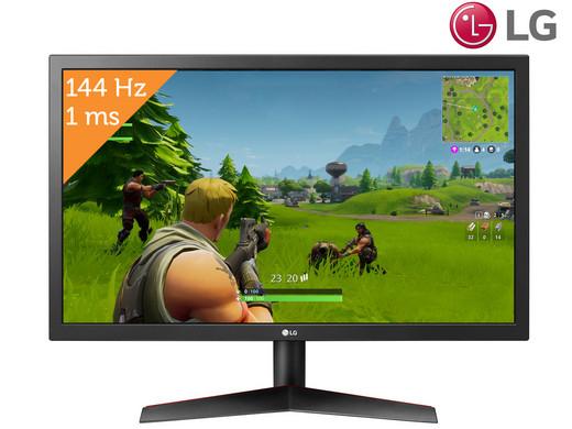 LG Full HD TN Monitor (24GL600F-B) @ iBOOD