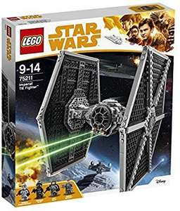 LEGO Star Wars - Imperial Tie Hunt (75211)