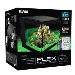 Fluval Flex Nano-aquarium set 57l