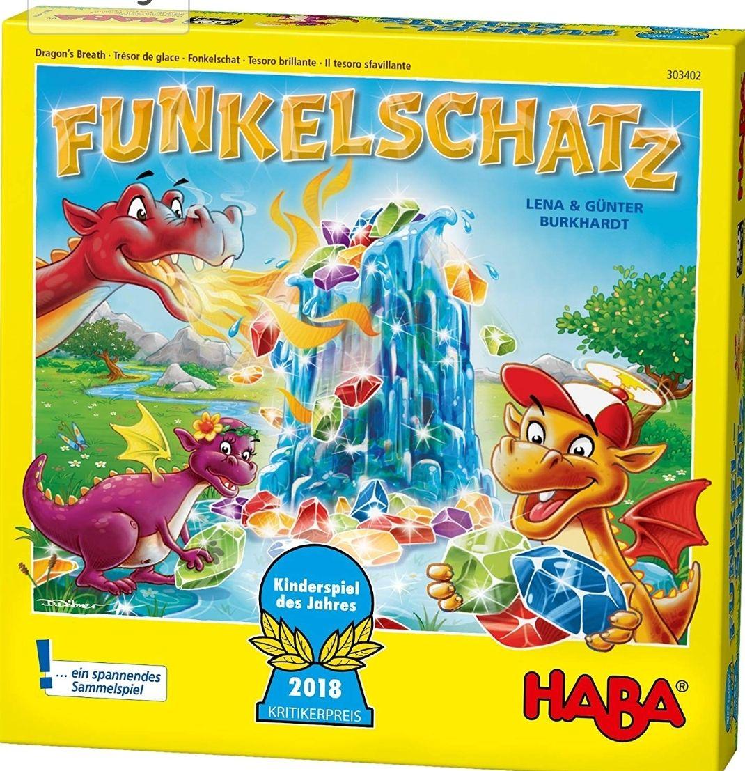Fonkelschat (Funkelschatz) bordspel van Haba €9,99 (excl. €3,49 verzendkosten) @ amazon.de