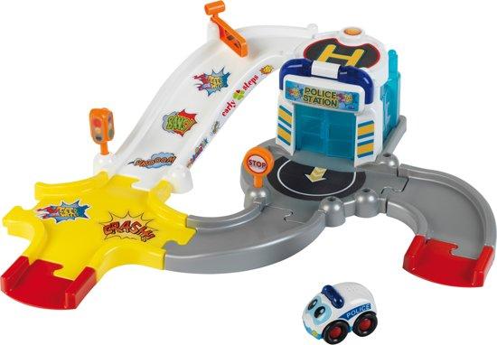 Bosch Speelgoedgarage Politie voor €8,29 @ Bol.com