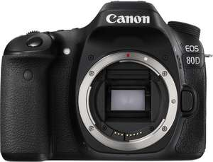 Canon EOS 80D Amazon.de