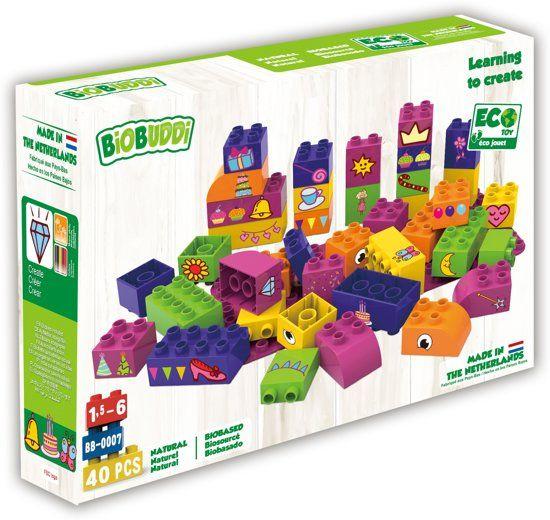 Biobuddi 'tijdelijke prijsdalingen' @bol.com. Compatible met lego Duplo!
