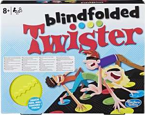 Blindfolded Twister voor €6,39 @ Bol.com