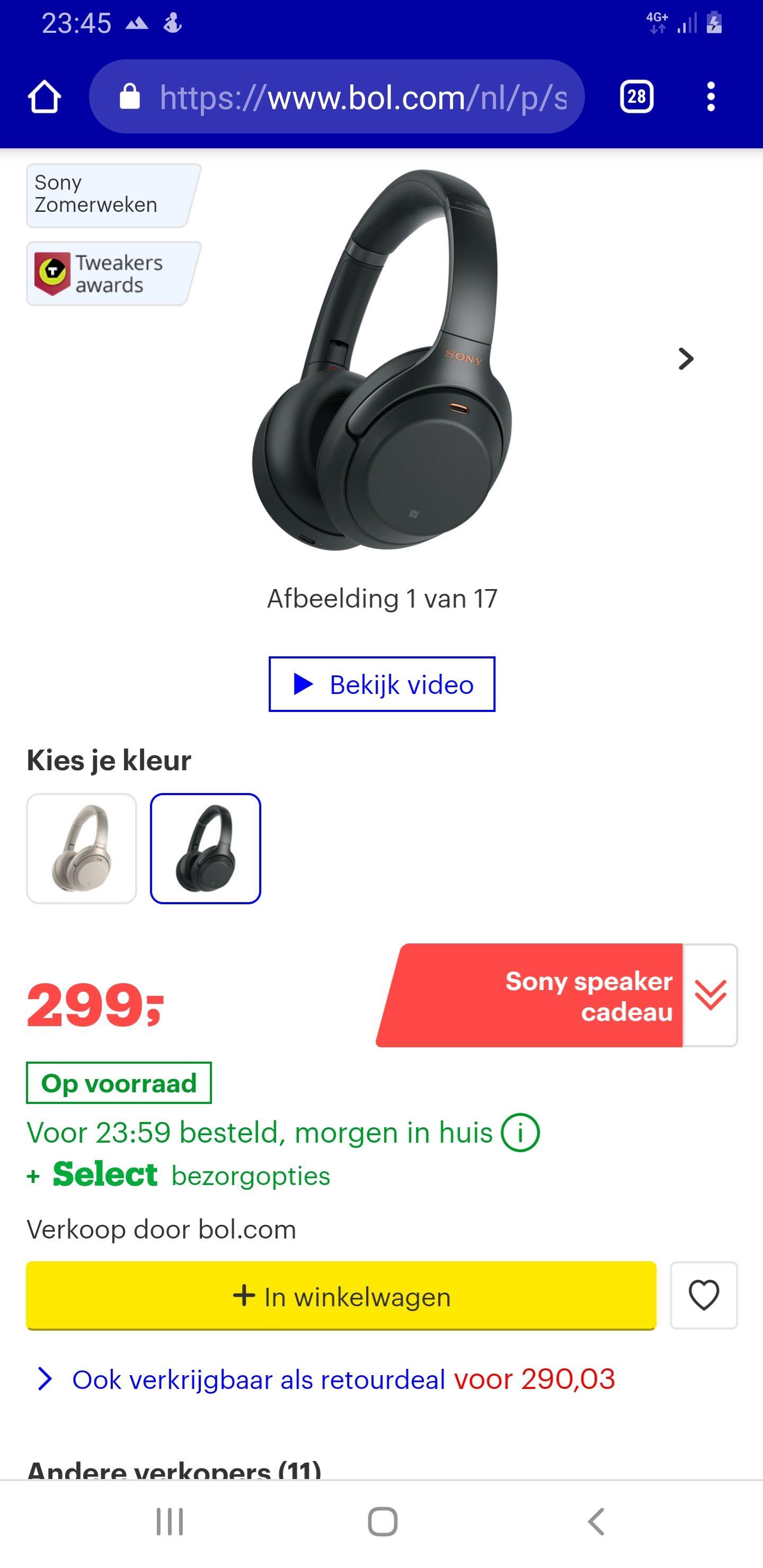 Wh-1000xm3 261.40€