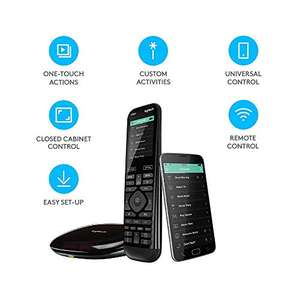 Logitech Harmony Elite + HUB @ Amazon.de