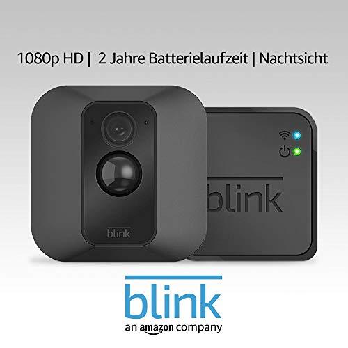 Blink Home Security camerasysteem via je smartphone, met bewegingsdetectie zwart