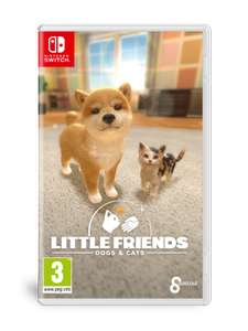 Little Friends - Dogs & Cats Nintendo Switch - €38,99 || GameResource.nl
