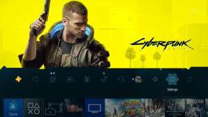 Cyberpunk 2077 — 'Mercenary of the Dark Future'-thema - PS4 [Gratis]