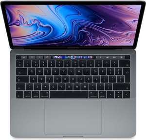 "Apple Macbook Pro 13"" met Touch Bar (2018)"
